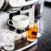 umkehrosmose anlage mit cafe